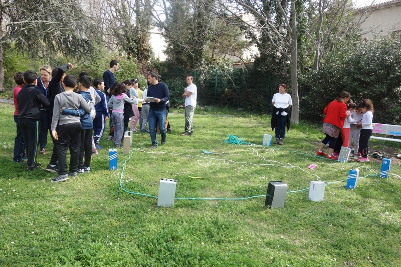 Atelier Ecologie Jardin Oasis Ecole Association Twam